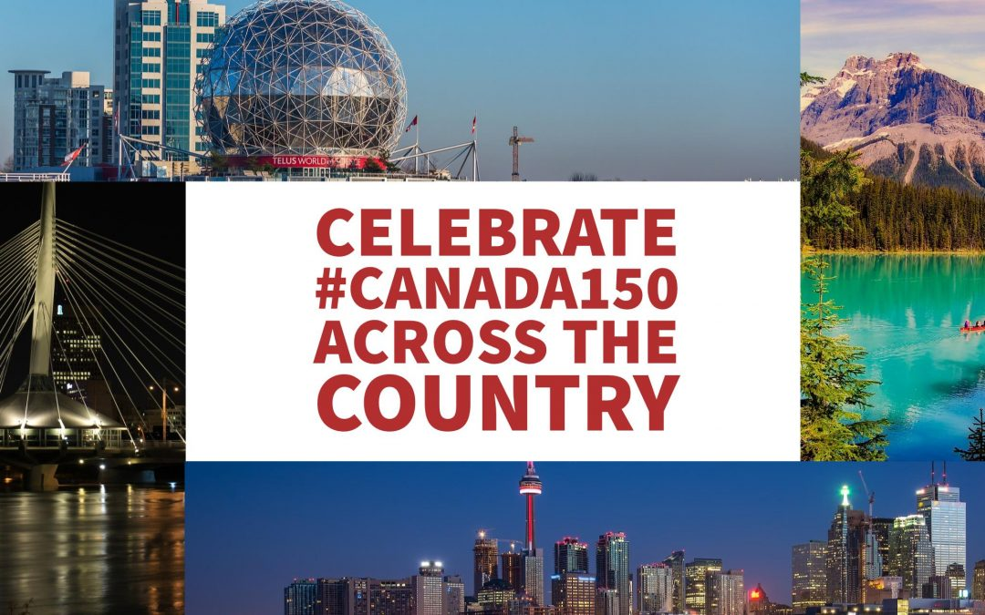 How to Spend #Canada150 in Your Area