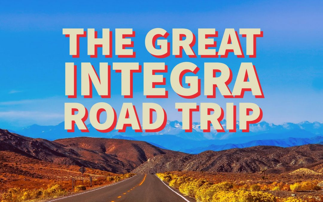 The Great Integra Road Trip