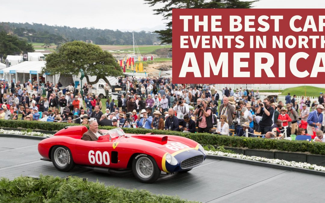 Car Events Around the World