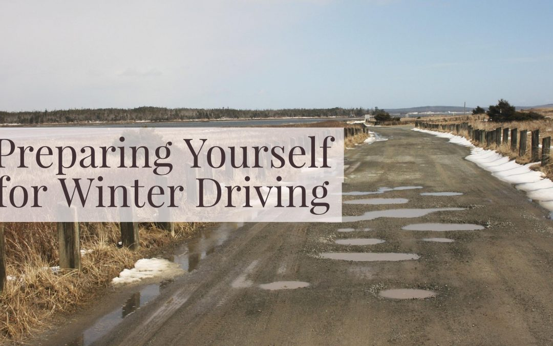 Preparing Yourself for Winter Driving