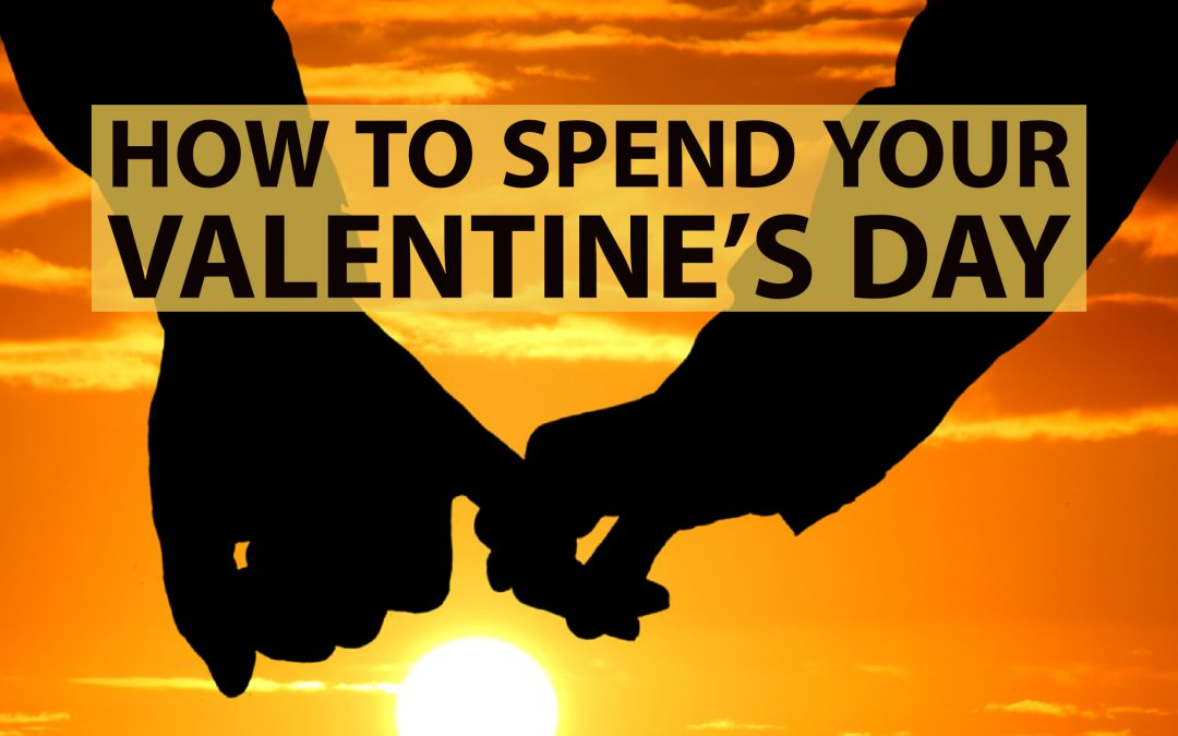 How to Spend Valentine's Day with Both of Your Valentines